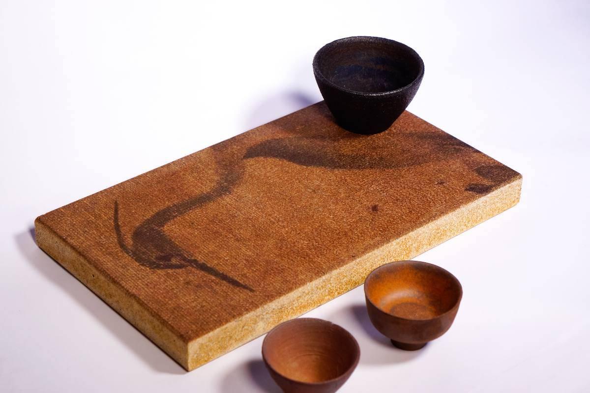吸水茶台 –鹤仙 大师作品
